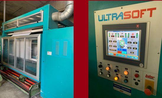 Lafer ULTRASOFT 220 Cm Carbon brushing machine