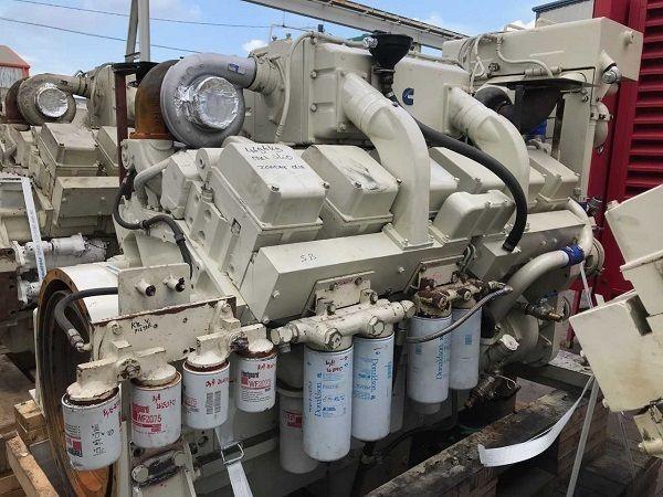 Cummins KTA-38-M Diesel Marine Engine