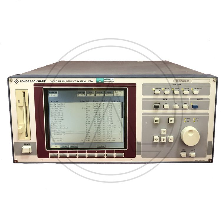 Rohde & Schwarz VSA Measurement System