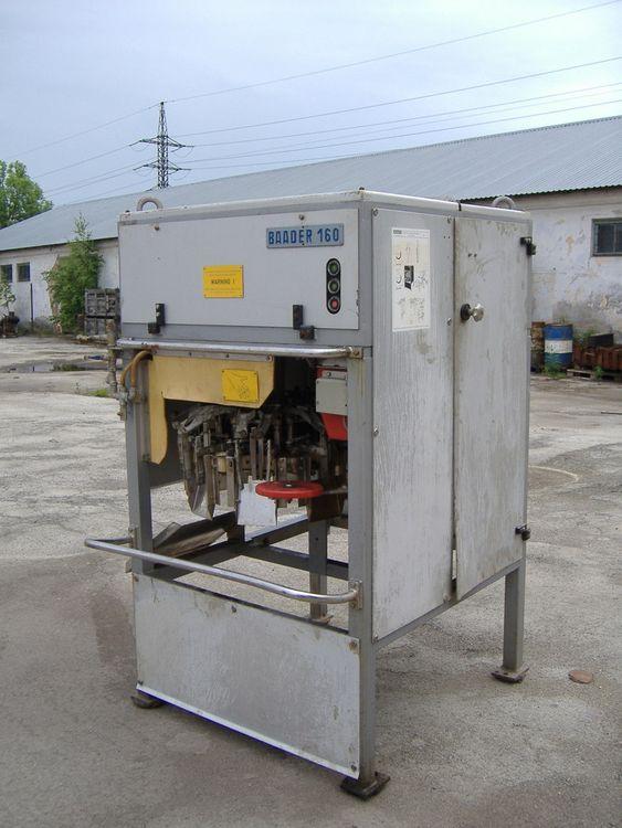 Baader 160 Gutting Machine
