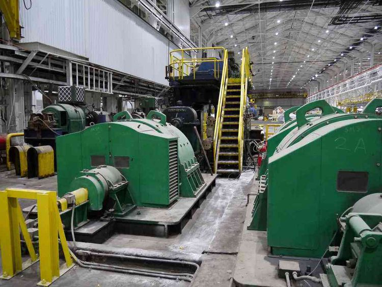 2 HI 1 Stand Continental Temper Rolling Mill