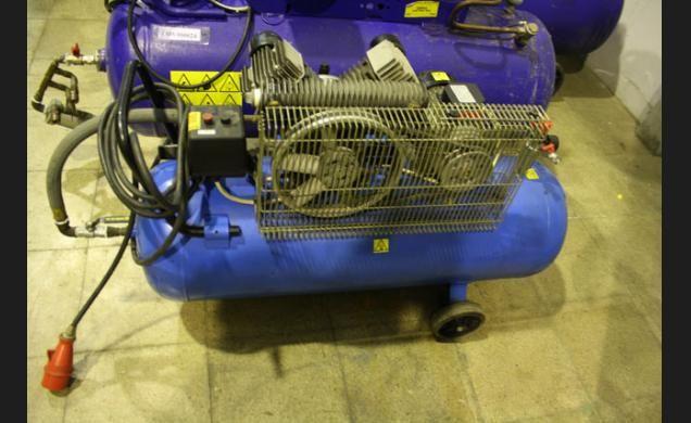 Air Pack 20T100, Compressor
