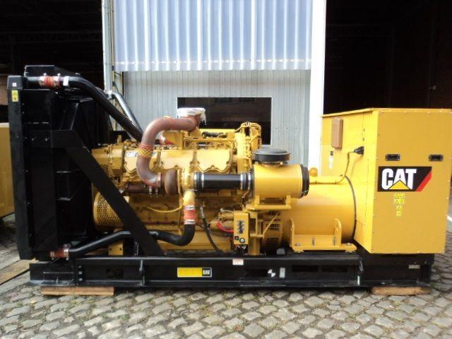 Caterpillar C27 800 kW Standby