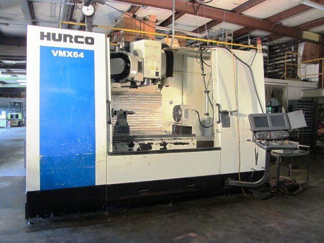 Hurco VMX 64-40 3 Axis