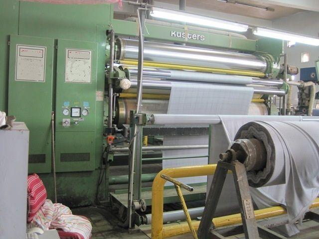 Kusters 213.60 – 2800 280 Cm Calander Machine
