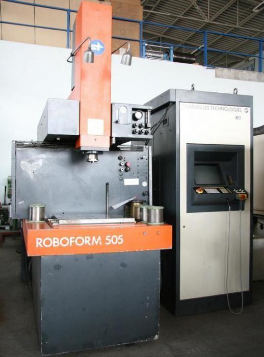 Charmilles ROBOFORM 505