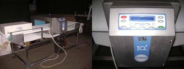 Loma IQ2, Metal Detector