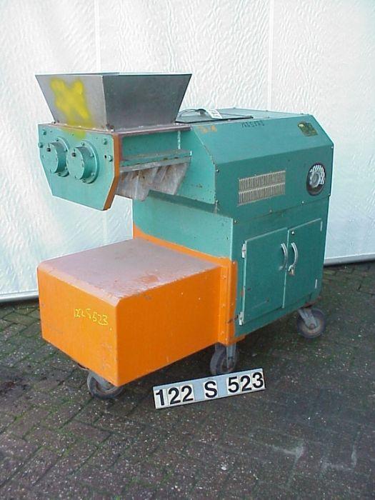 MPI S1 - Sieve granulator