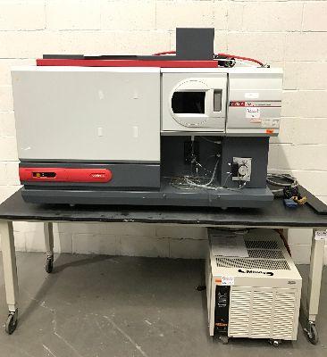 Varian Vista AX CCD Simultaneous ICP-AES System