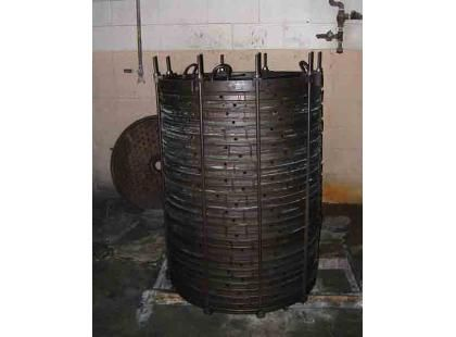 Industrial Filter Press 152sf Vertical
