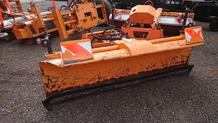 Bialler RMO snow plow