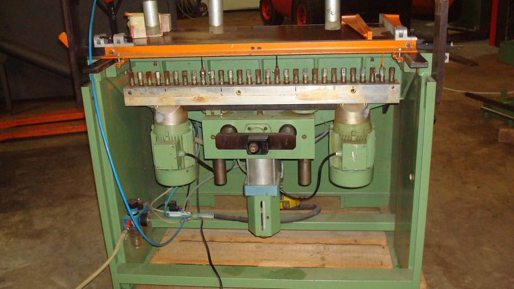 Maggi 2932, Gang drilling