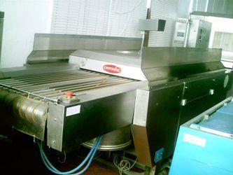 Cryovac WR GRACE ICS-43 , line packaging machine