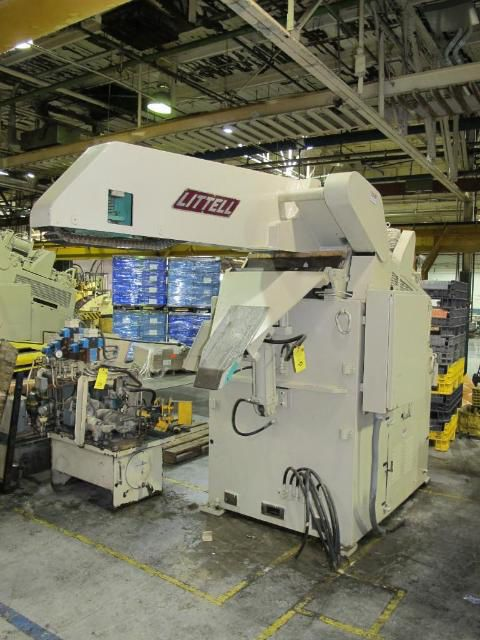 Littell 90-30, Reel Machine Max. 10,000 lbs.