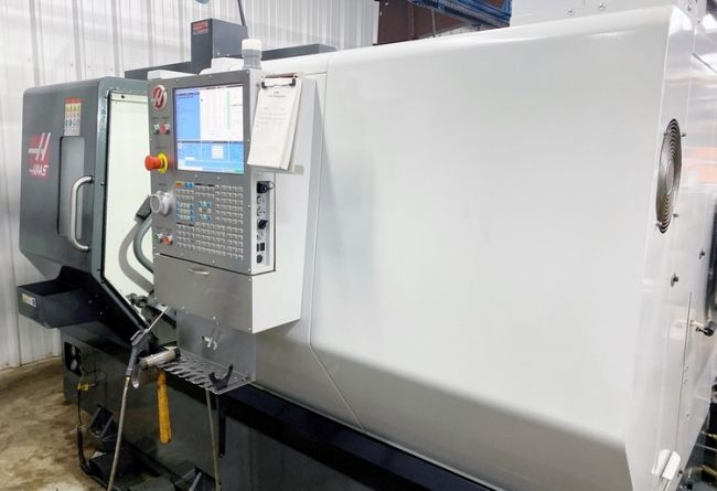 Haas CNC Controls 4500 rpm DS-30Y 2 Axis