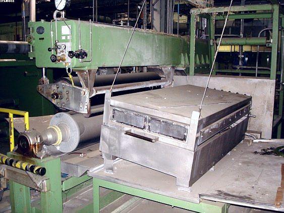 Neumag Pre-crimp Finish Spray System