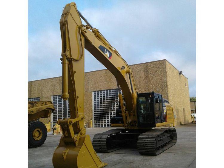 Caterpillar 336EL Track Excavators