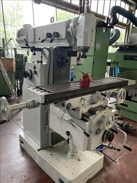 Novar Universal milling cutter 1500 rpm