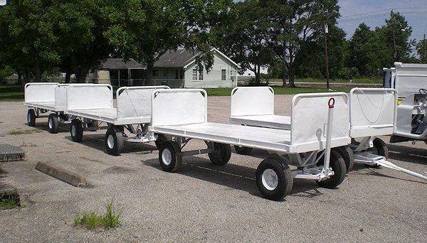 Wasp Baggage Carts