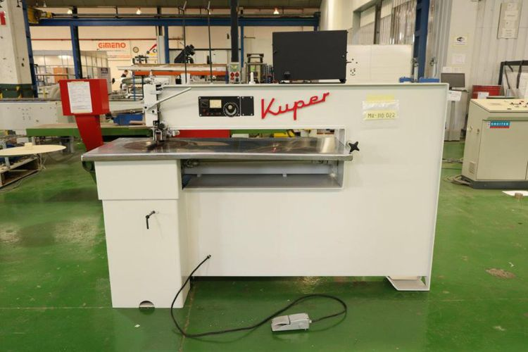 Kuper VEENER SPLICING MACHINE
