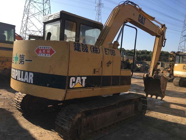 Caterpillar E70B Excavator
