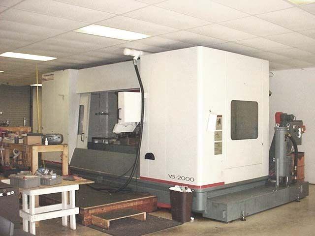 Cincinnati Lancer V5-2000 3 Axis