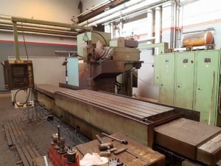 TOS FSS80 CNC  2000 rpm