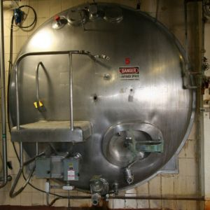Heil Horizontal Stainless Steel Insulated Storage Tank