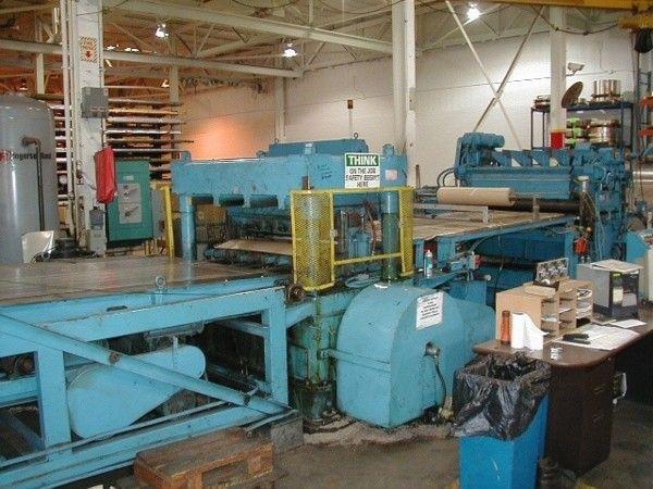 McKAY Cutoff Press 75 Ton