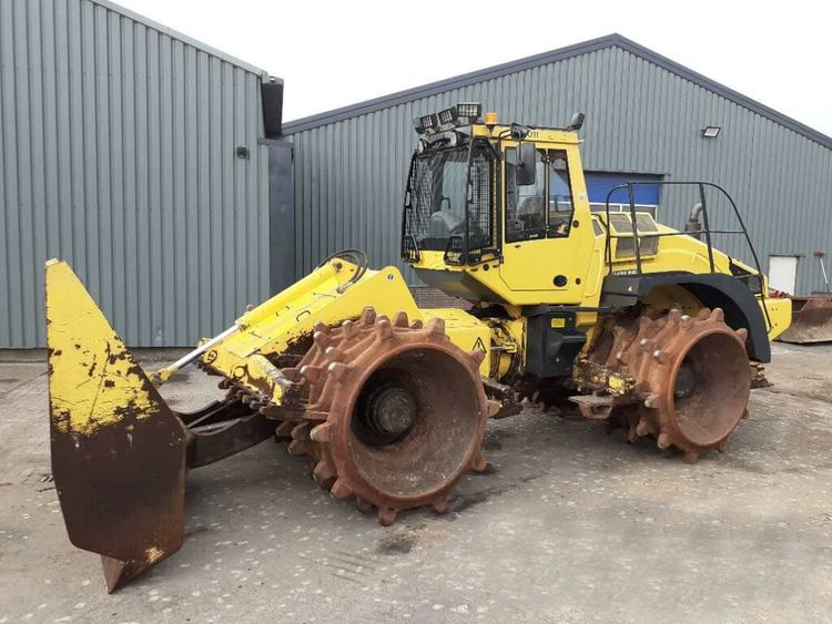 Bomag BC472RB Waste Compactor