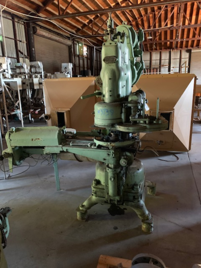 Continental PDS Automatic Closing Machine