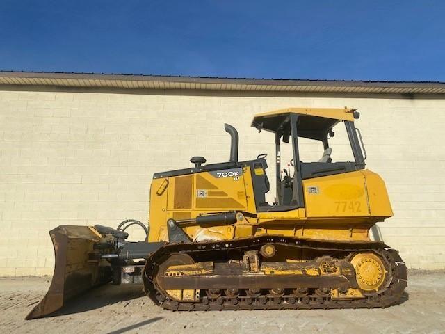 John Deere 700K XLT Bulldozer