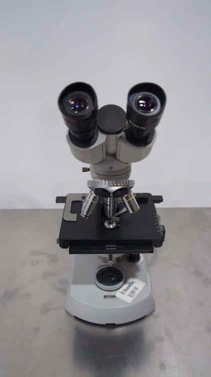 ZEISS NT6V Microscope