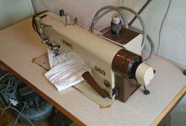 Pfaff 563 Sewing machines