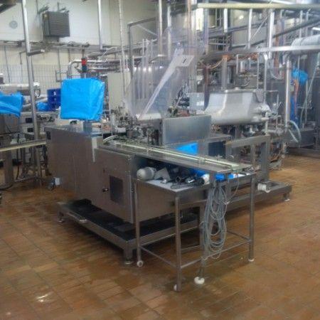 Benhil 8205 COPPARID automatic cup filling machine