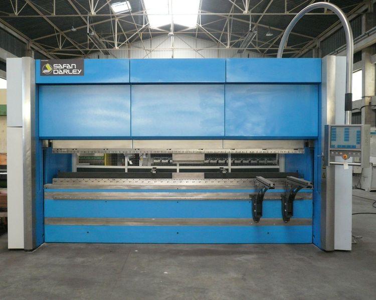 Safan EB 200-4100 200 Ton