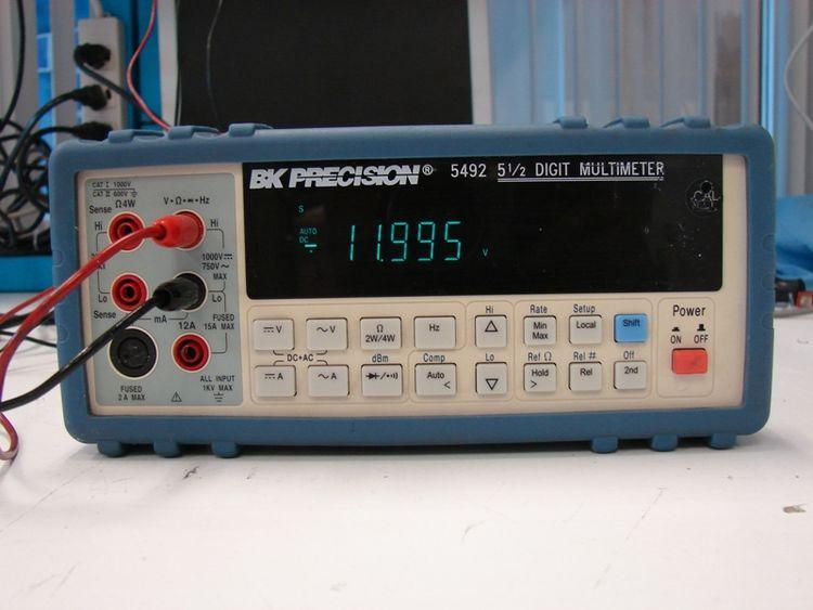 BK Precision 5492 Multimeter