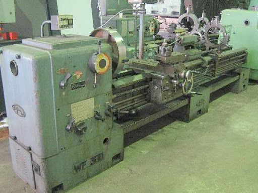 Pontiggia Engine Lathe Max. 1000 rpm PPL WF