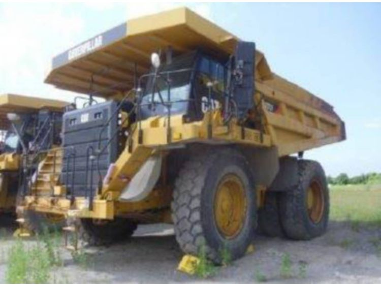 Caterpillar 777G Rigid Dump Truck