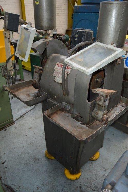 Union 12″ Twin Wheel Pedestal Grinder