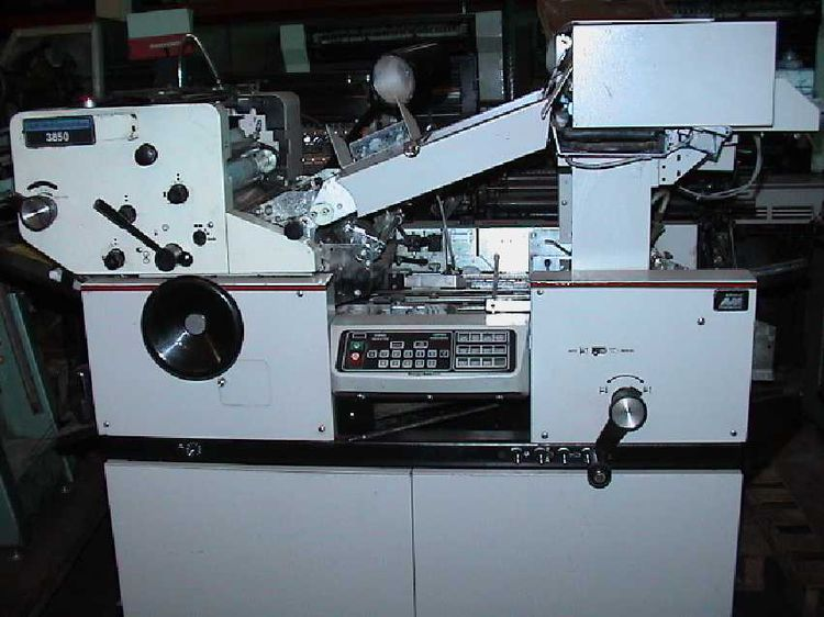 Multilith 3850, 1 color Offset machine