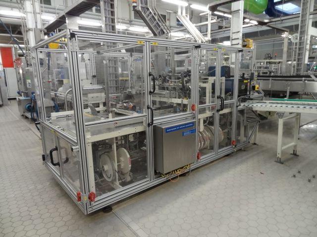 Scheaffer & Flottmann SFS 274 Automatic wrap around packer