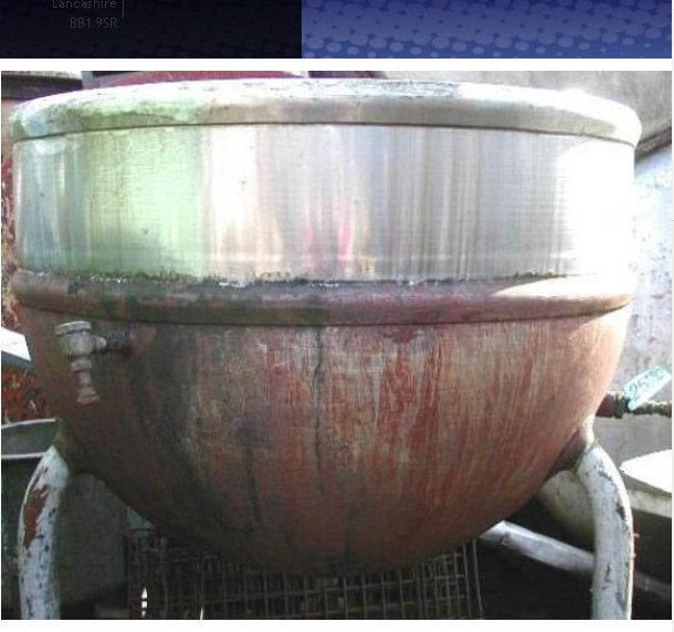 Others Jacketed Boiling Pan