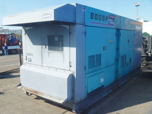 Others DCA-800SPM GENERATOR