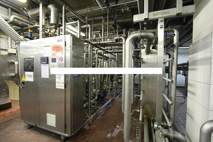 KHS KZE 380/5-72-4A Flash Pasteurizer