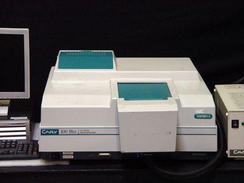 Agilent / Varian CARY-300 Research-Grade UV-VIS Spectrophotometer