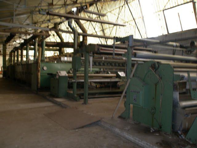 Famatex 240 Cm Stenter Machine