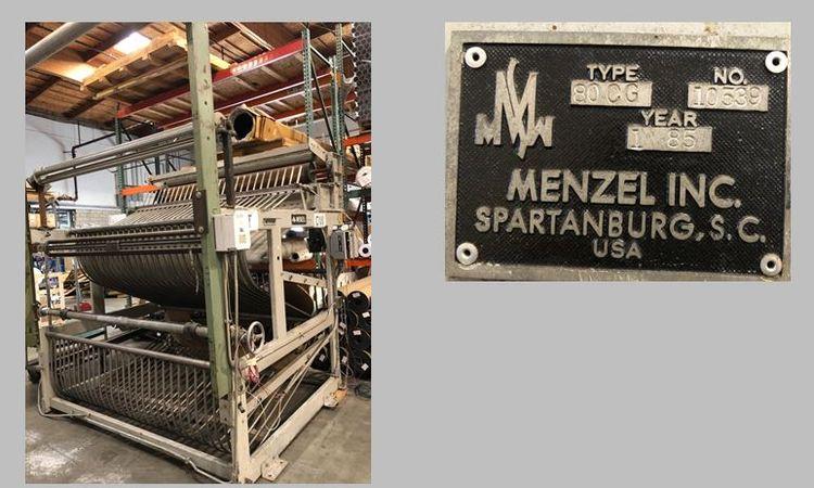 Menzel 80CG Scray
