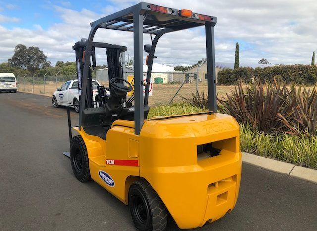 TCM FD25 Diesel Forklift 2500kg
