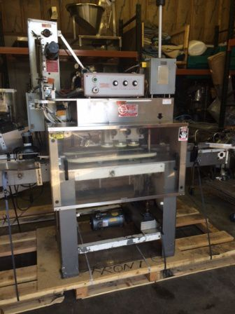 Kapsall A Automatic 6 Spindle Capper